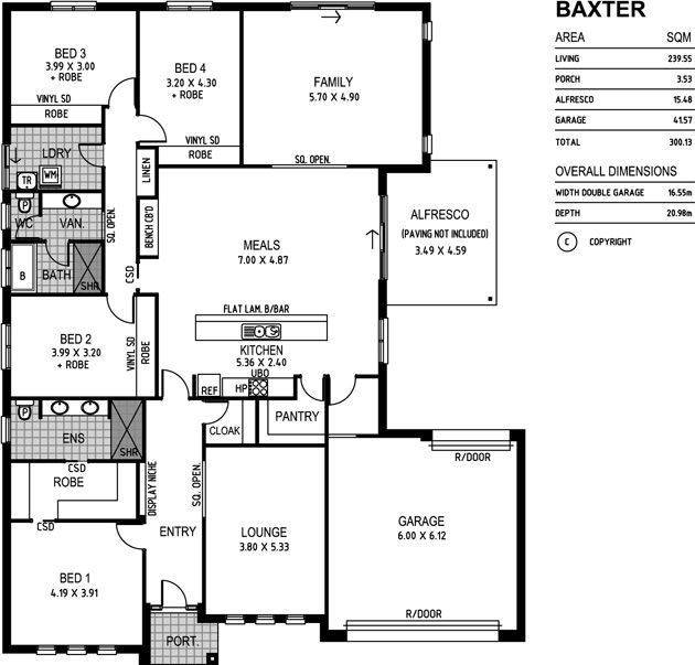 Exceptionnel Baxter   Fairmont Homes