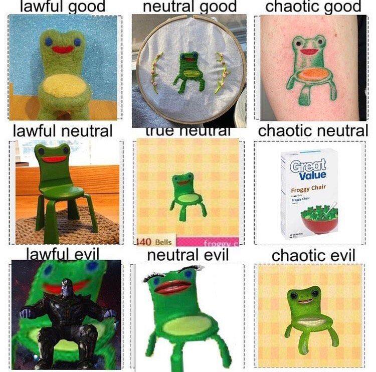 """froggy chair on Instagram """"froggina (( credit u"""