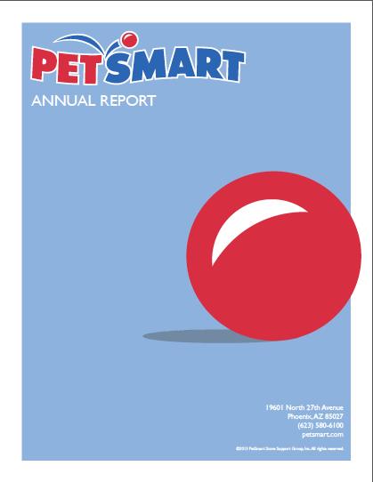Petsmart annual report