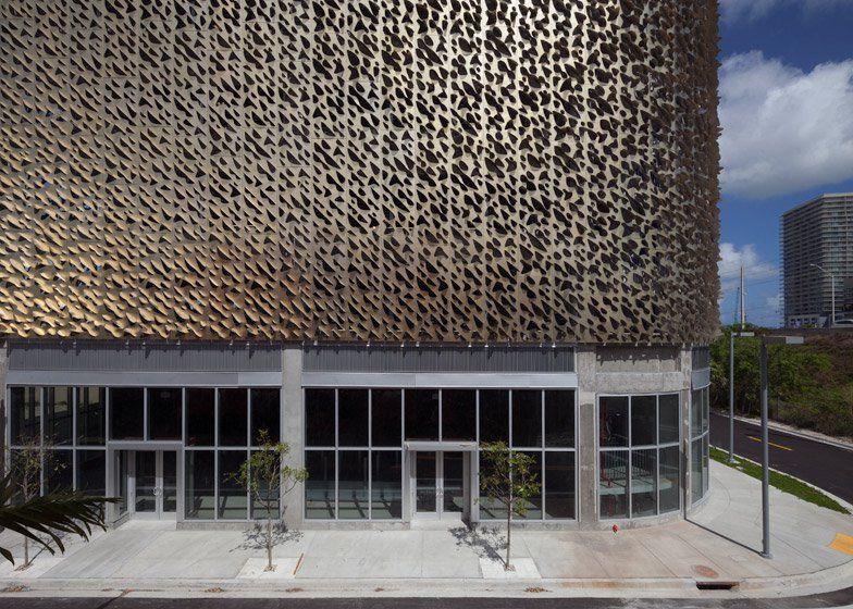 Image result for parking garage facade treatments | Garage