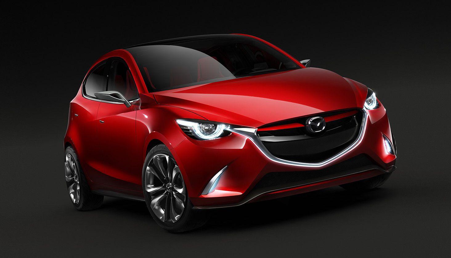 @mazdajapan HAZUMI Concept Car
