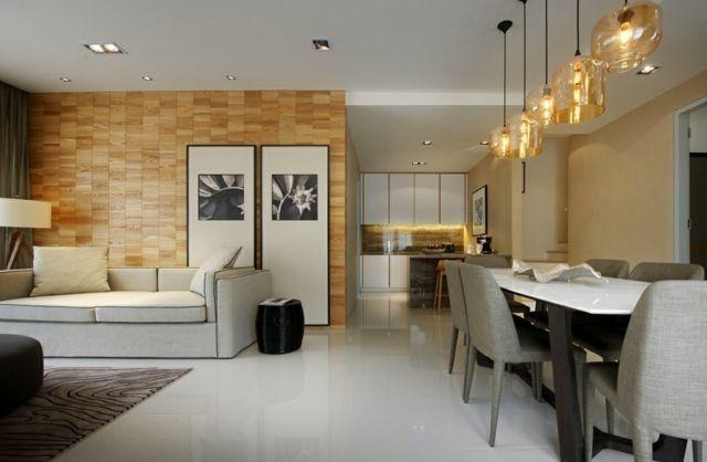 portes coulissantes pour lintrieur 48 ides inspirantes - Decoration Interieur Salon Salle A Manger