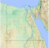 Location of Hermópolis Magna