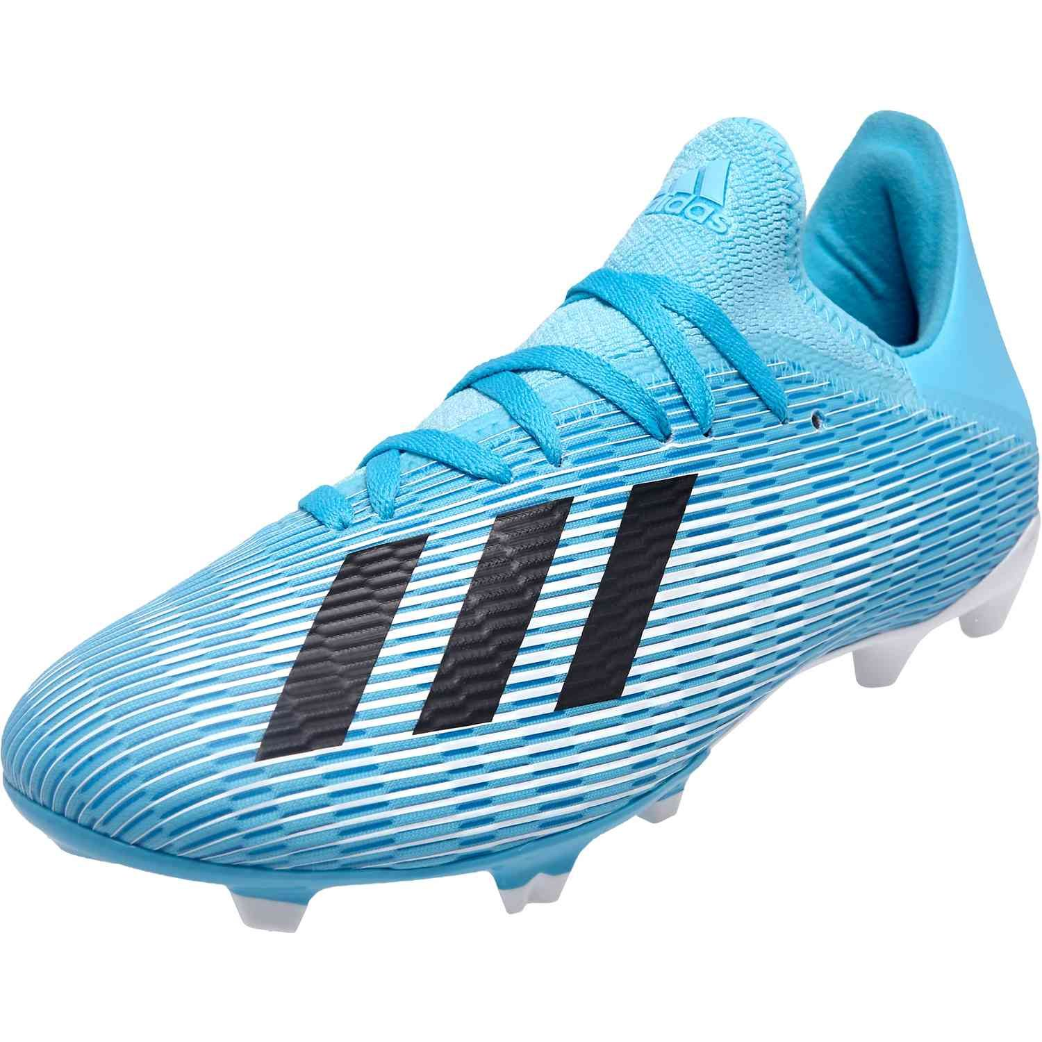 Adidas X 19 3 Fg Hard Wired Soccerpro Soccer Boots Soccer Shoes Adidas