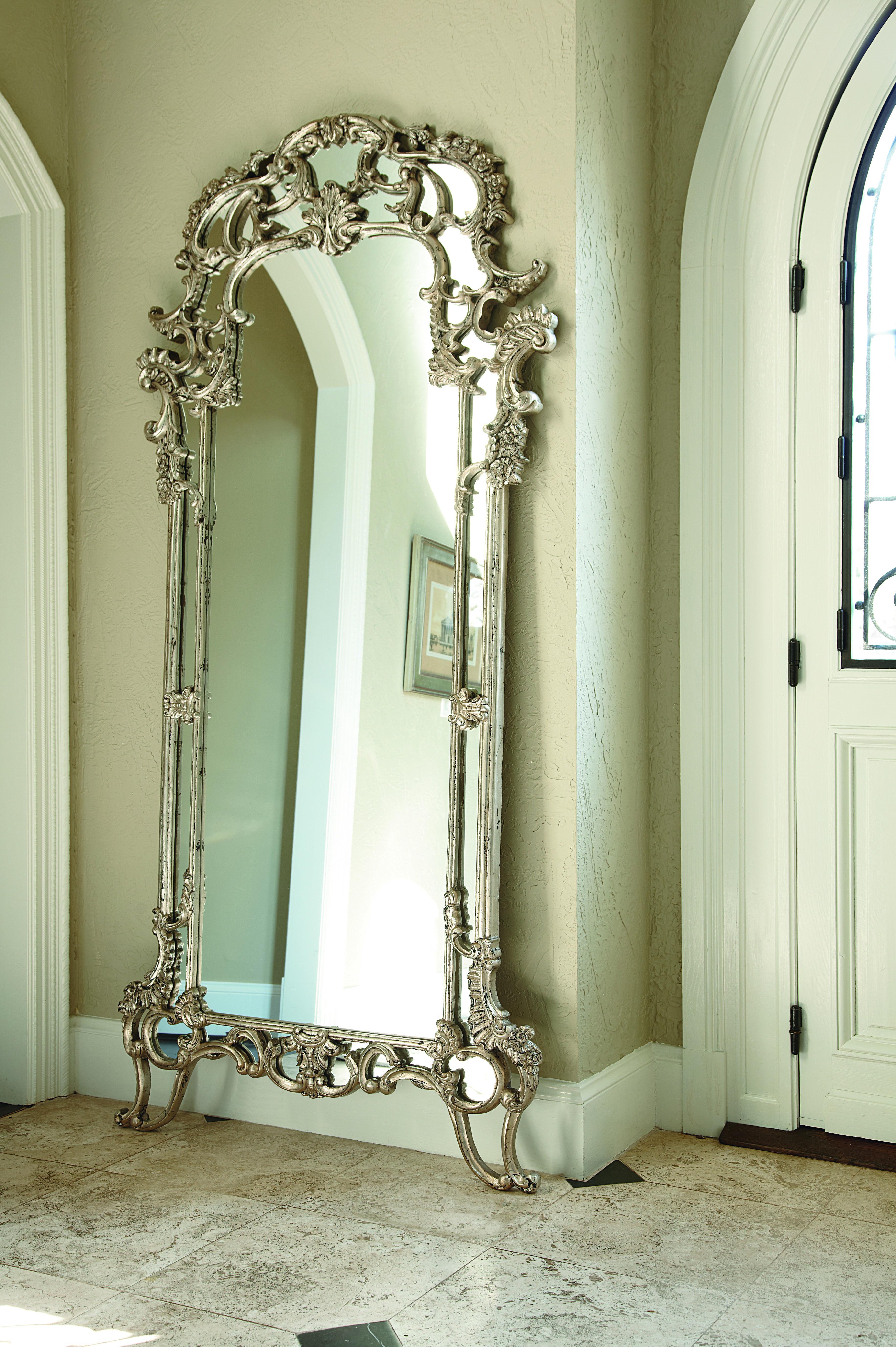 Beautiful Floor Mirror By American Drew Floor Mirror Beautiful