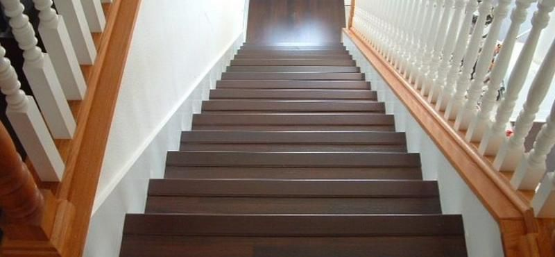 How To Fit Laminate Flooring On The Stairs Laminate