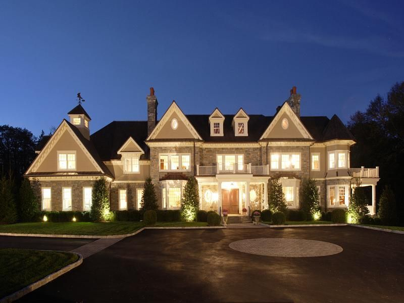 Dream Home In Rye New York Dream House Plans Luxury Homes