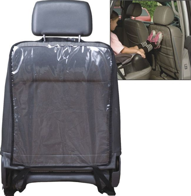 Car Seat Back Protector Cover for Child Baby Kick Mat Protect Clean Waterproof