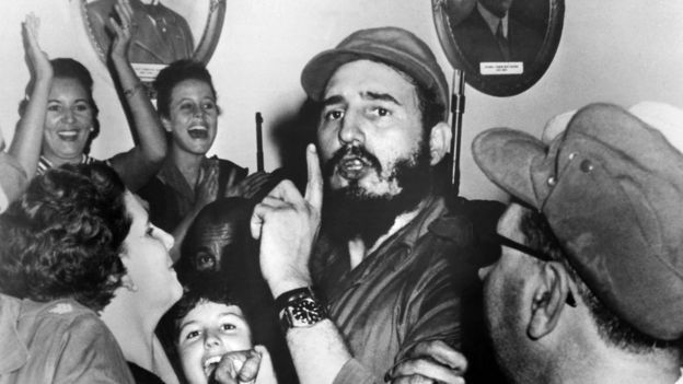 Fidel: The world icon