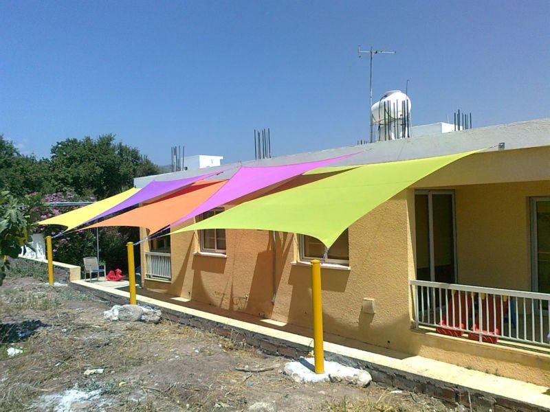 Kookaburra Sail Shade Sun Canopy Patio Awning Garden 98% UV U0026 Waterproof  Outdoor
