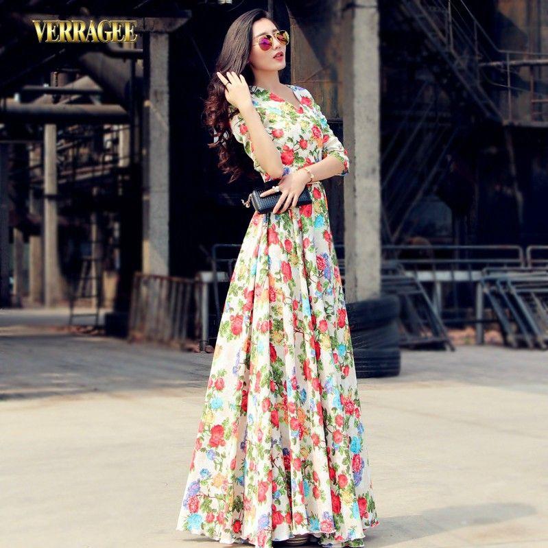 vintage maxi dress - Google'da Ara | Vintage Dresses | Pinterest ...