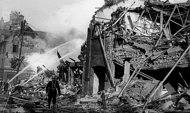 Glasgow 5th march 1941