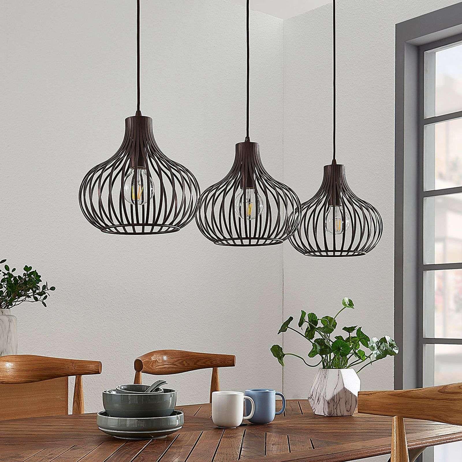 LED Deckenlampe Deckenleuchte Decken Lampe Leuchte Wohnzimmer XL 60cm Blume Top