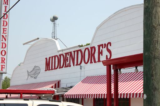 Middendorf S Restaurant Best Catfish In Louisiana Between Hammond And New Orleans On I55