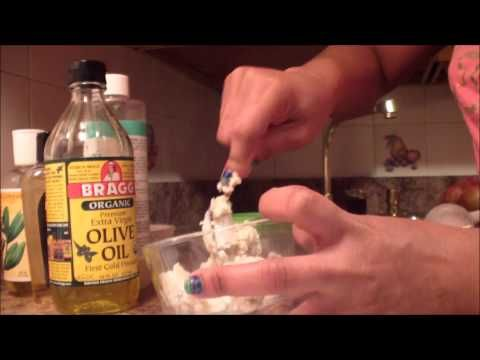 HOW TO MAKE YOUR OWN CREAMY SHEA BUTTER MIX - YouTube