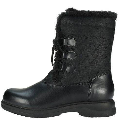 Womens Rugged Outback Polar Quilted Boot By Payless 44 99