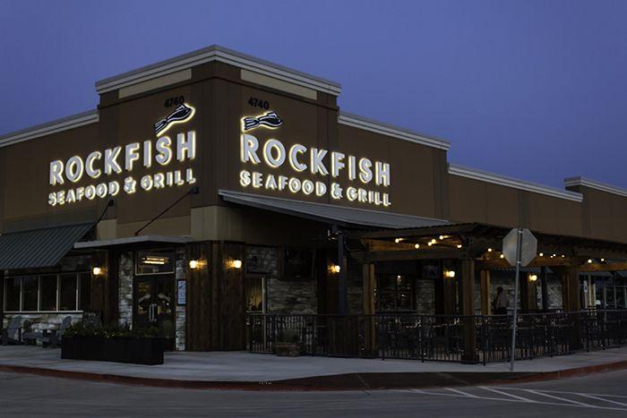 Rockfish Seafood Grill Highland Village Tx