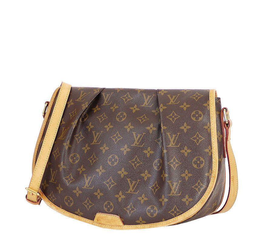 e40e95c26a63 LOUIS VUITTON MENILMONTANT MM SHOULDER BAG Louis Vuitton Shoulder Bag