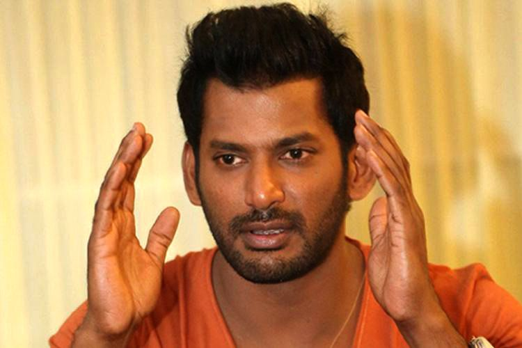 ACTOR VISHAL ADOPTS KARAGAVAYAL VILLAGE IN THANJAVUR AFFECTED BY GAJA CYCLONE