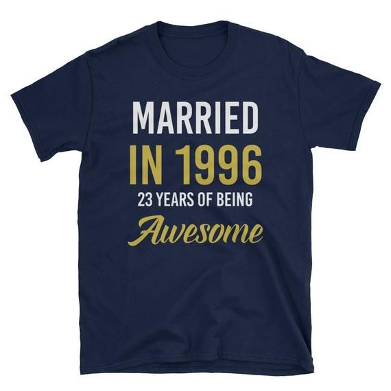 BLACK FRIDAY 23rd Anniversary Shirt | 23rd Anniversary Gift | 23rd Anniversary Gift For Men | 23rd A #20thanniversarywedding