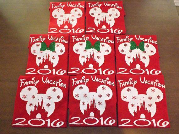 disney family shirts disney vacation disney matching disney world shirts family disney christmas shirts