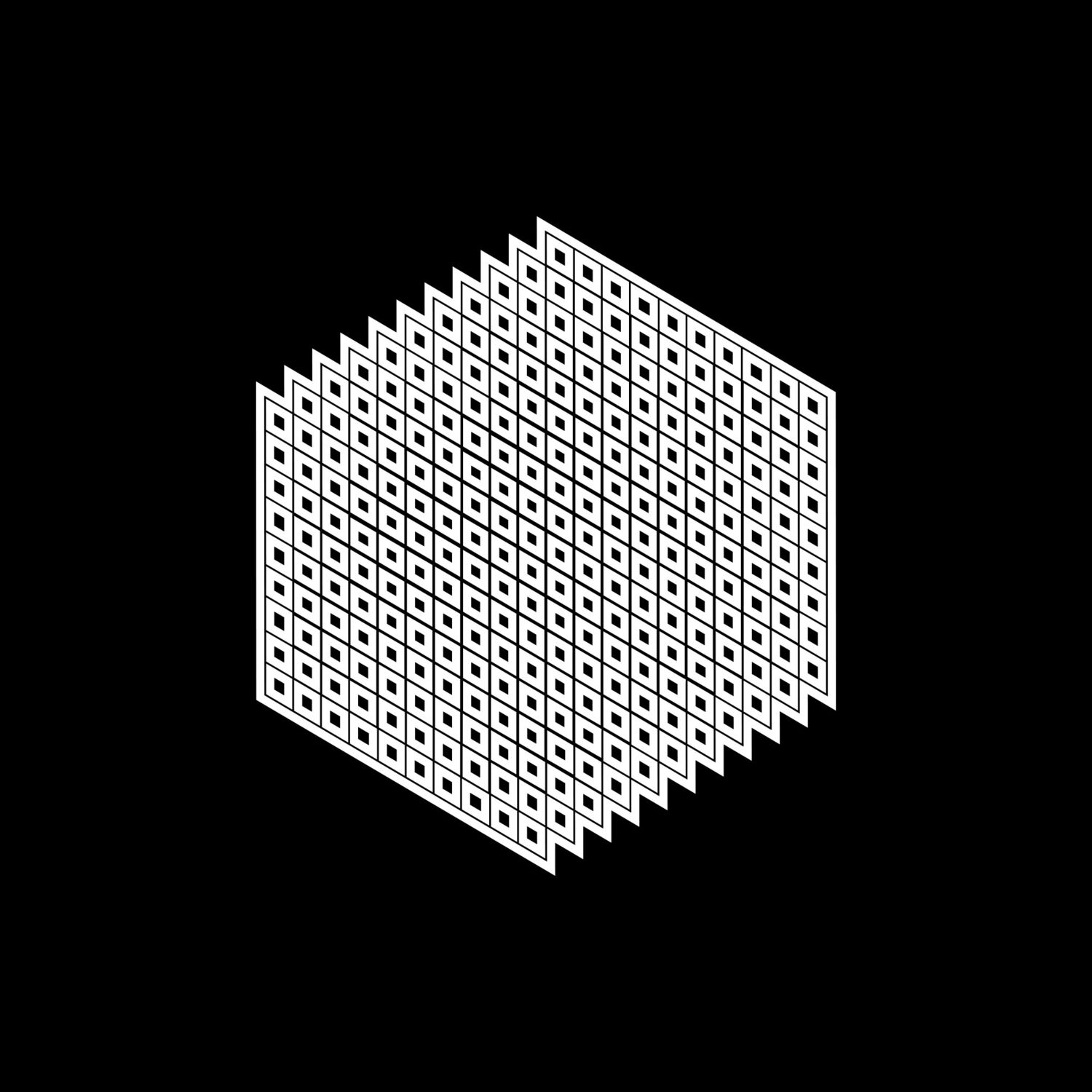 By modularlab on #Ello  #blackandwhite #bw #geometric #design
