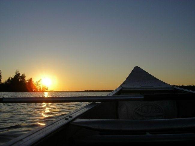 Actieve kano-reis Zweden, 10 dagen groepsreis kanoen