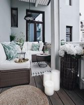 Photo of G O L D Ξ N T R Λ Y Just to have this small outdoor space in the middle of the…