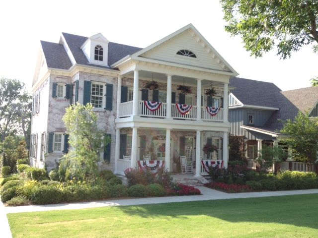 July 4th At Tucker Hill Mckinney Tx House Styles Fourth Of