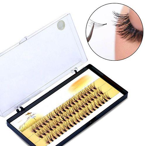 a4daf2ec71c Women Pro Makeup 60 Pcs Clusters Beauty Eye Lashes Grafting Fake False  Eyelashes. Yesterday's price: US $1.30 (1.06 EUR). Today's price: US $0.88  (0.71 EUR) ...