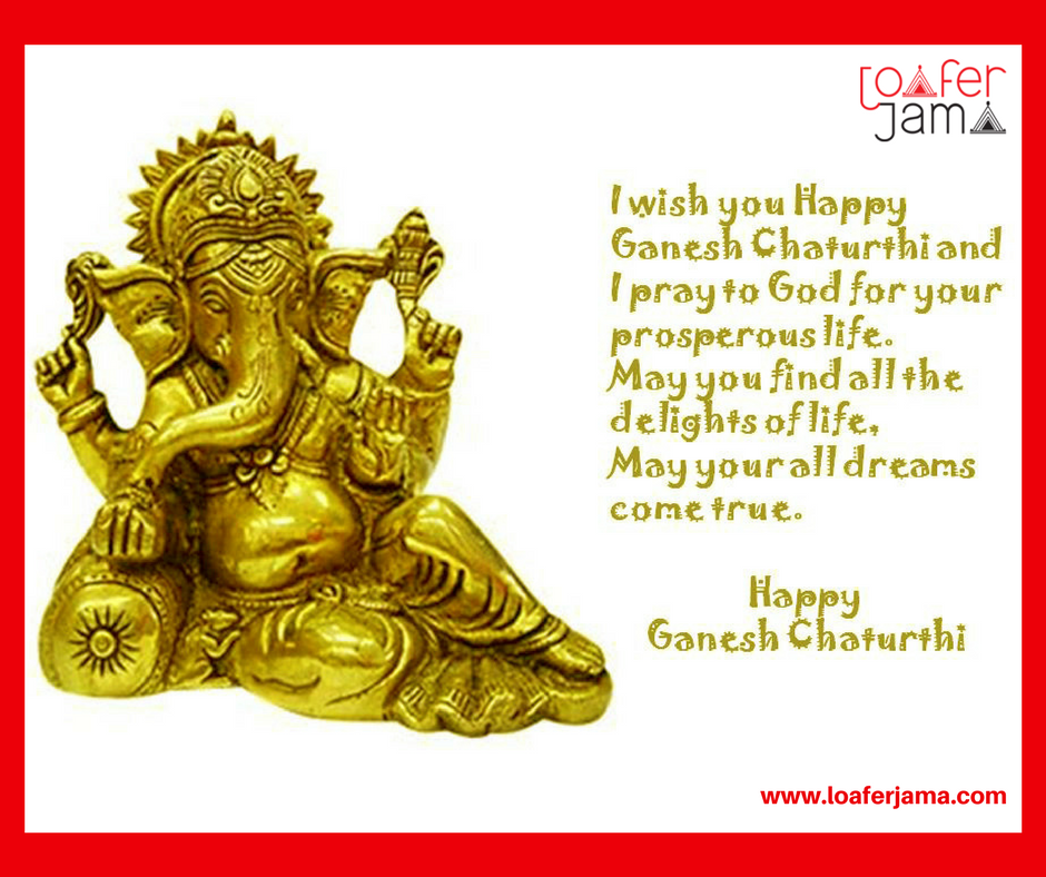May Lord Ganesha Bles You With Power And Wisdom Happy Ganesh Chaturthi To Your Famil Images Essay On