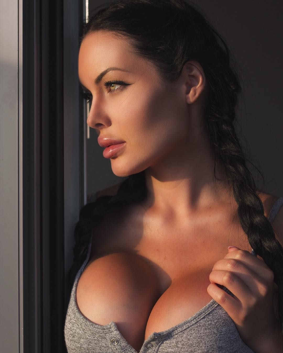 Фотомодели с большой грудью