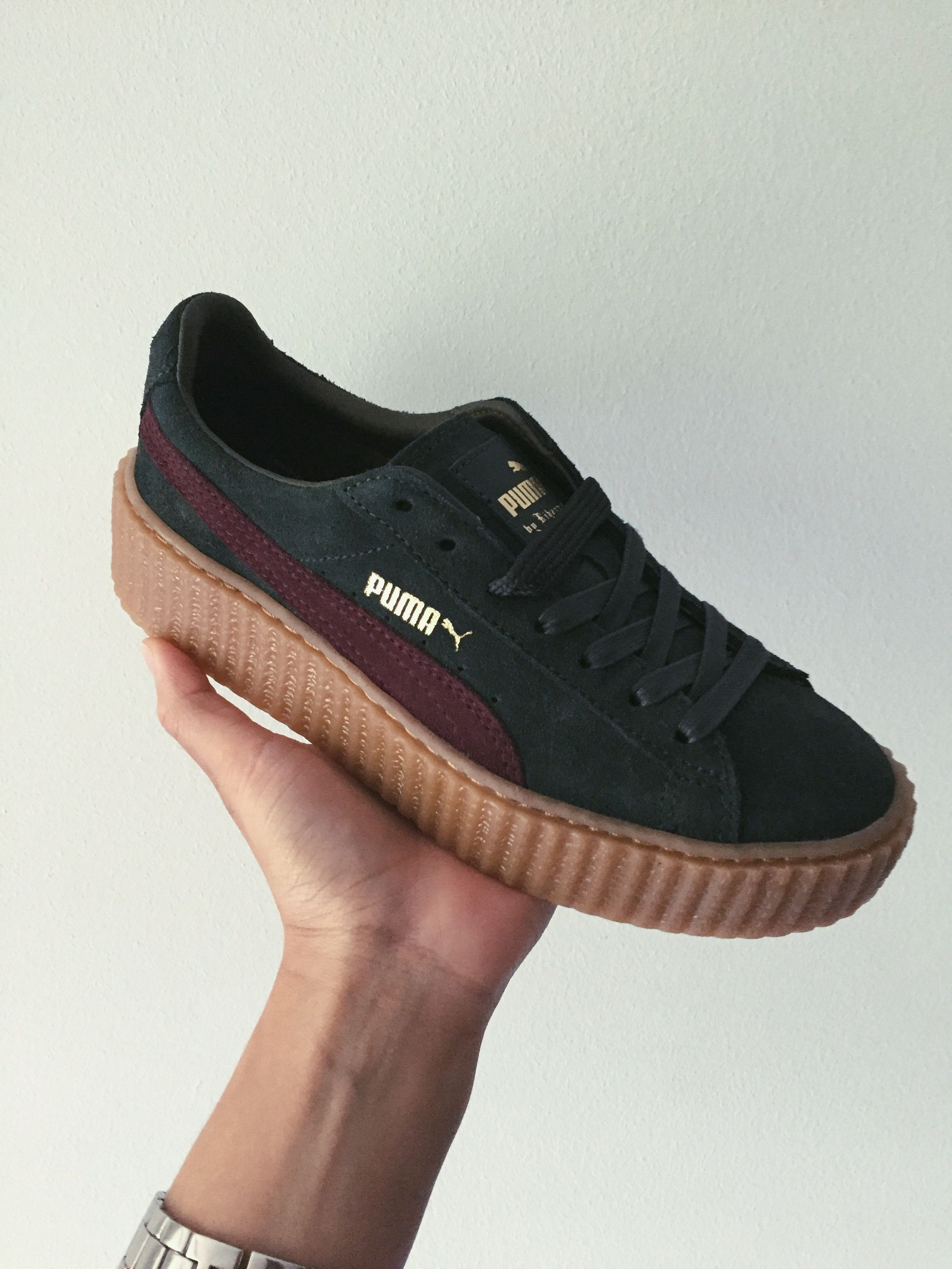sale retailer f0d41 c1607 promo code for puma creeper hvid and sort mold 300da 04dfe