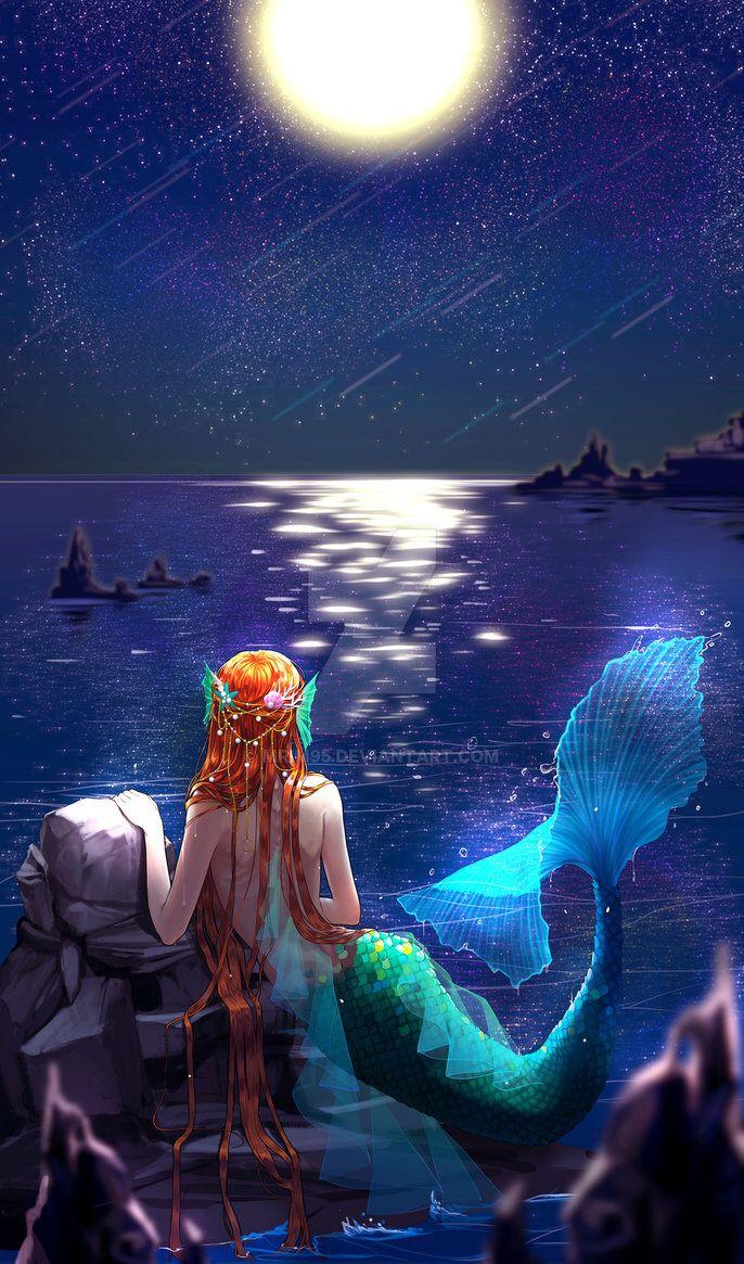 Sirena Ocean Sparkly Mermaid Pictures Beautiful Mermaids Mermaid Life