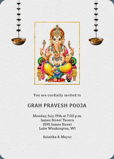Housewarming Invitation Online Invitation Card House Warming Invitations Housewarming Invitation Templates