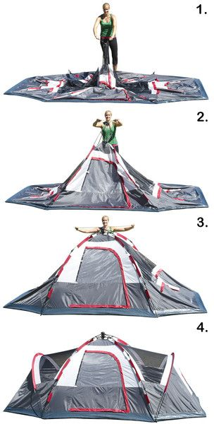 This may be the easiest tent to set up in the history of c&ing. By this tent makes a great holiday for the entire family.  sc 1 st  Pinterest & This may be the easiest tent to set up in the history of camping ...