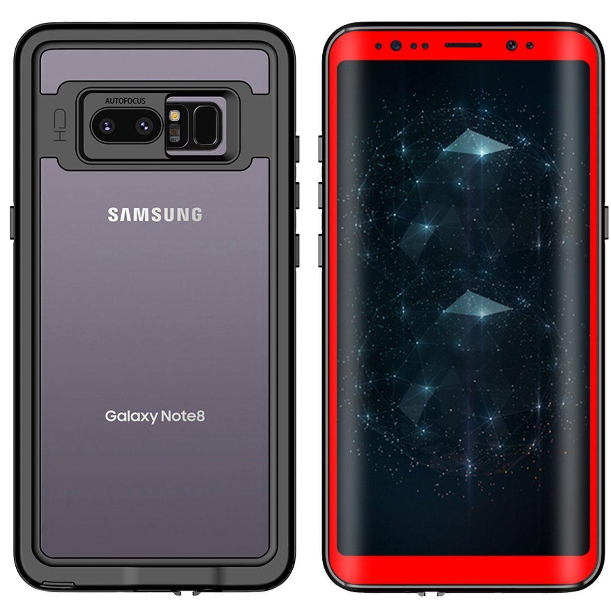 The Best Samsung Note 8 Waterproof Cases In 2020 Review Water Proof Case Samsung Note Samsung