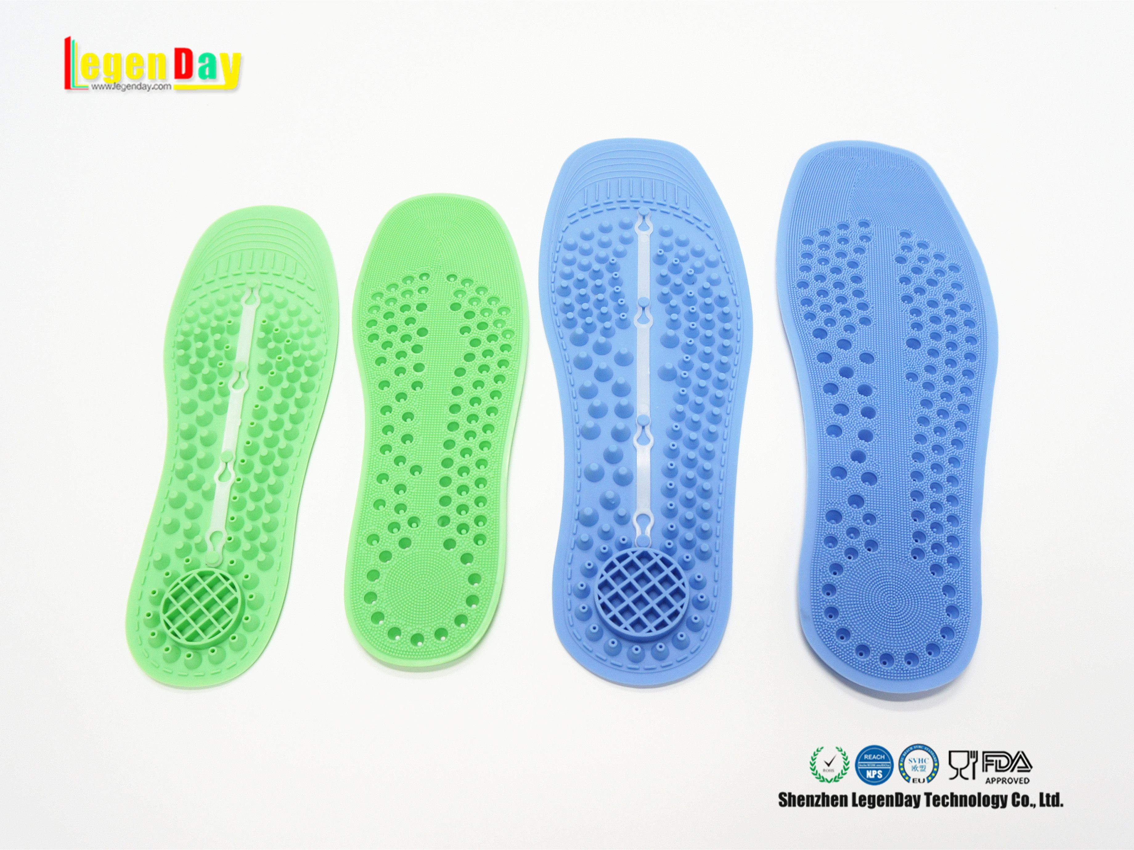 Silicone Shoe Inserts for Running