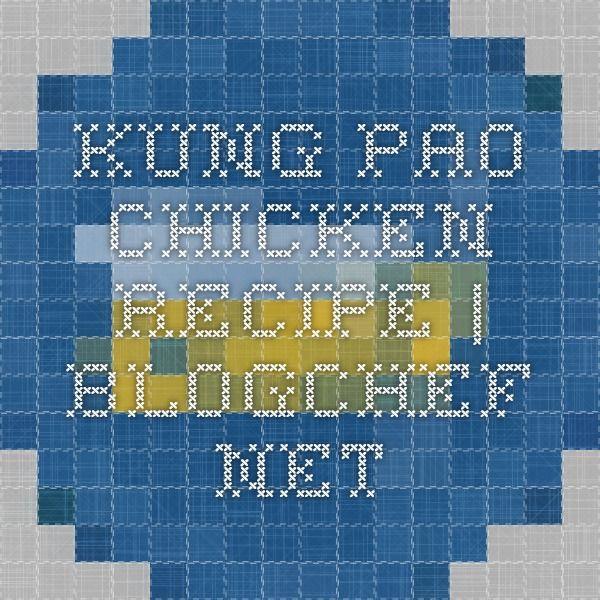 Kung Pao Chicken Recipe | BlogChef.net