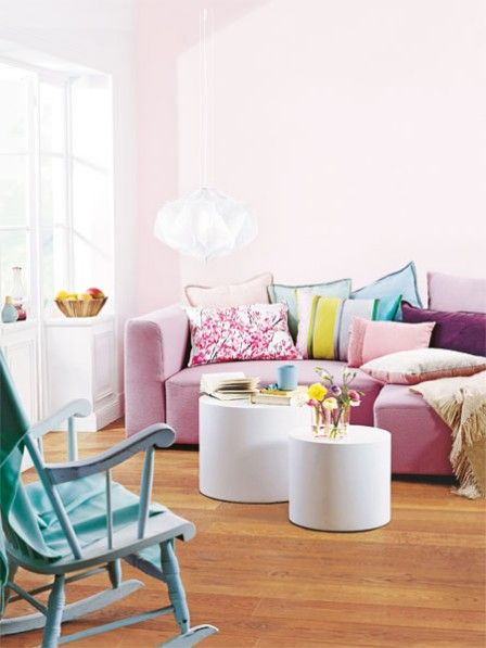 Kreative Farbgestaltung: So kombinieren Sie richtig | Pinterest ...