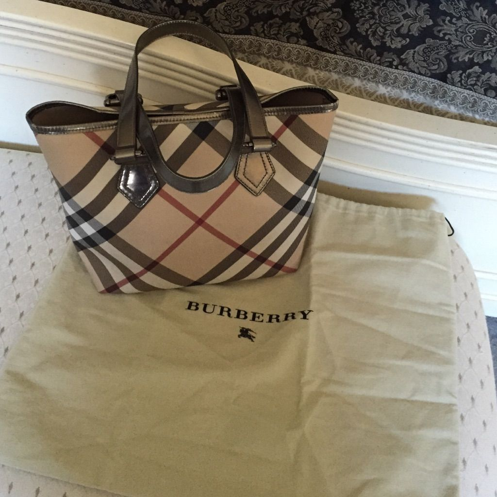 all burberry bags