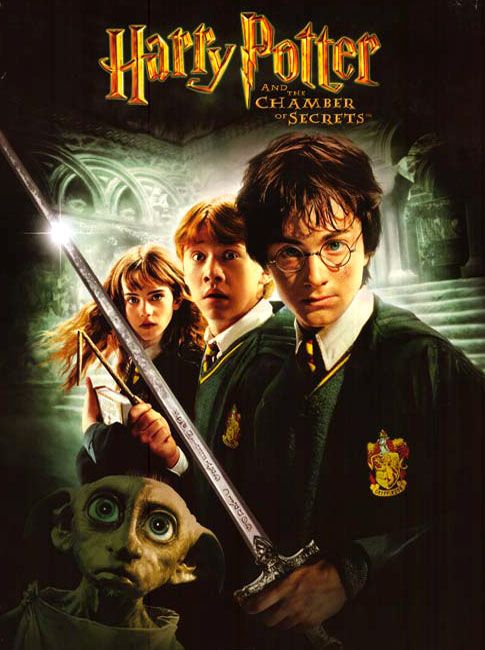 Harry Potter 2 Streaming Vf Hd : harry, potter, streaming, Harry, Potter, Chamber, Secrets, Movie, Download, Here., Fantastic, Adven…, Posters,, Movies,