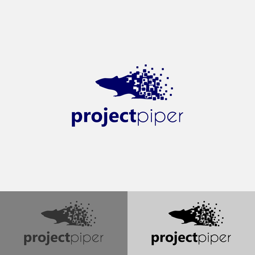 Either A Rat Or The Pied Piper Or Both Maybe A Hint Of Africa Or South Africa Too Create An Impactful Clever Logo Design Logo Design Personal Logo Design