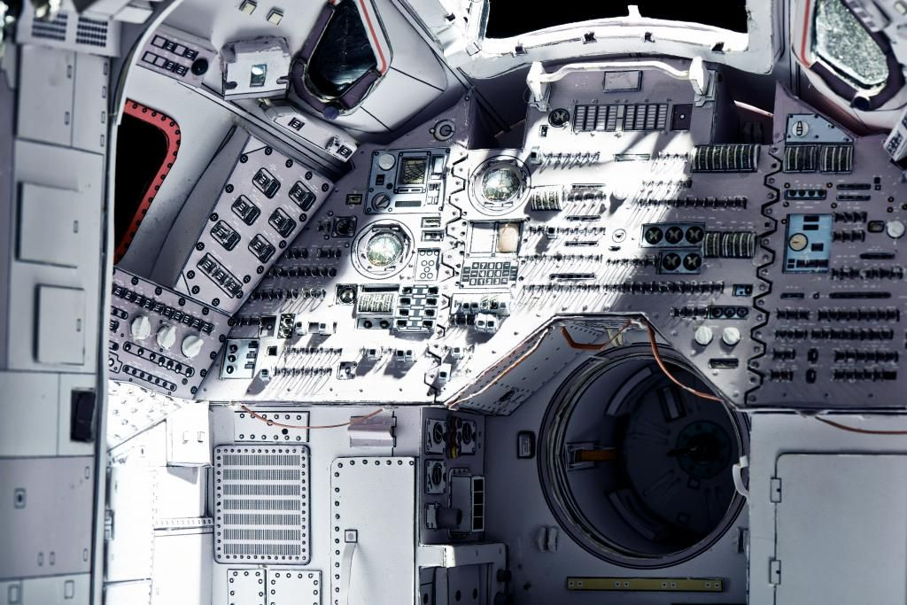 Apollo command module - 1:12 - Page 41 - PaperModelers com