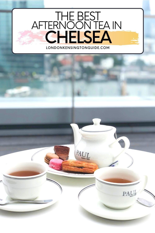 Best afternoon tea in chelsea foodie travel travel food