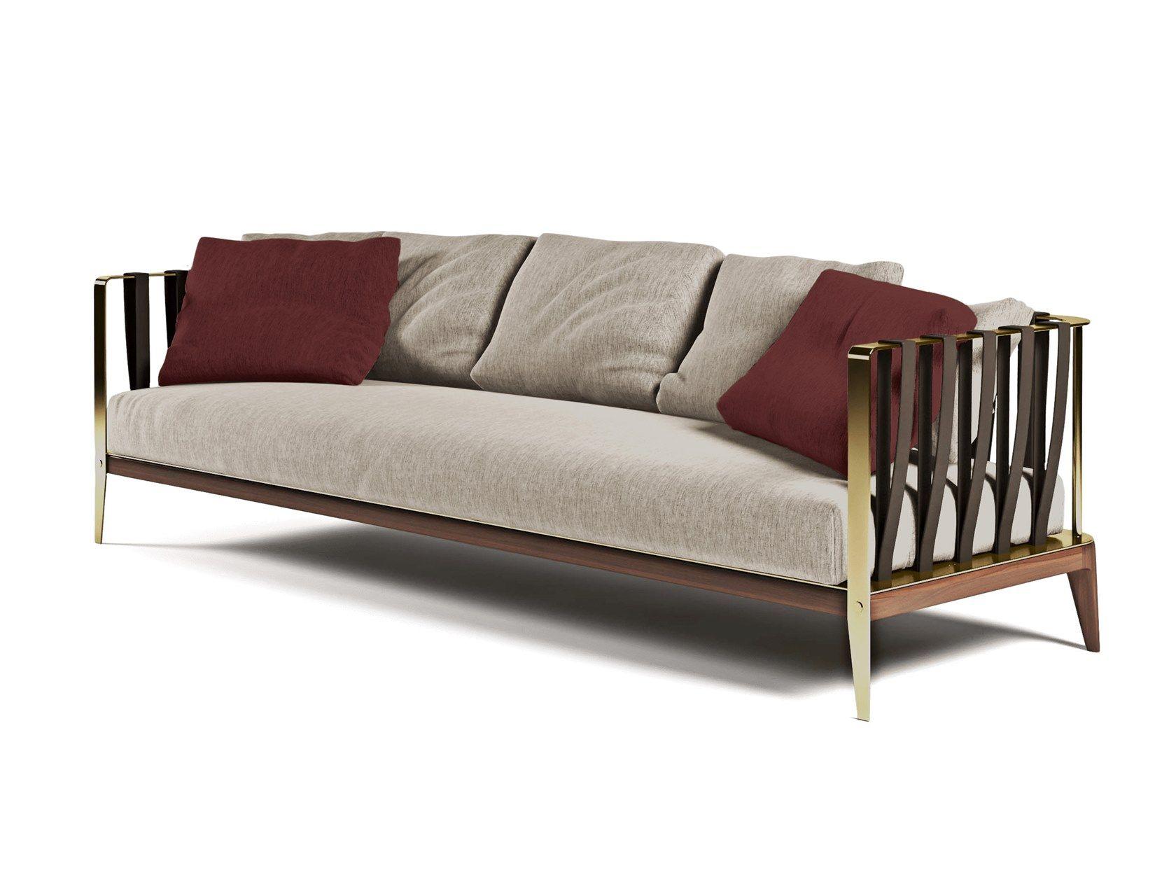 3 seater fabric sofa EMY By Formitalia in 2020 Sofa