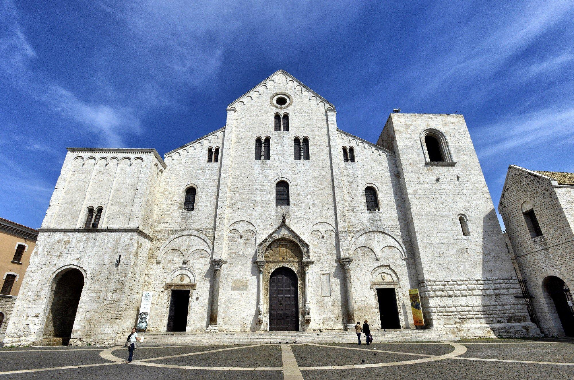 Bari - Piazza San Nicola