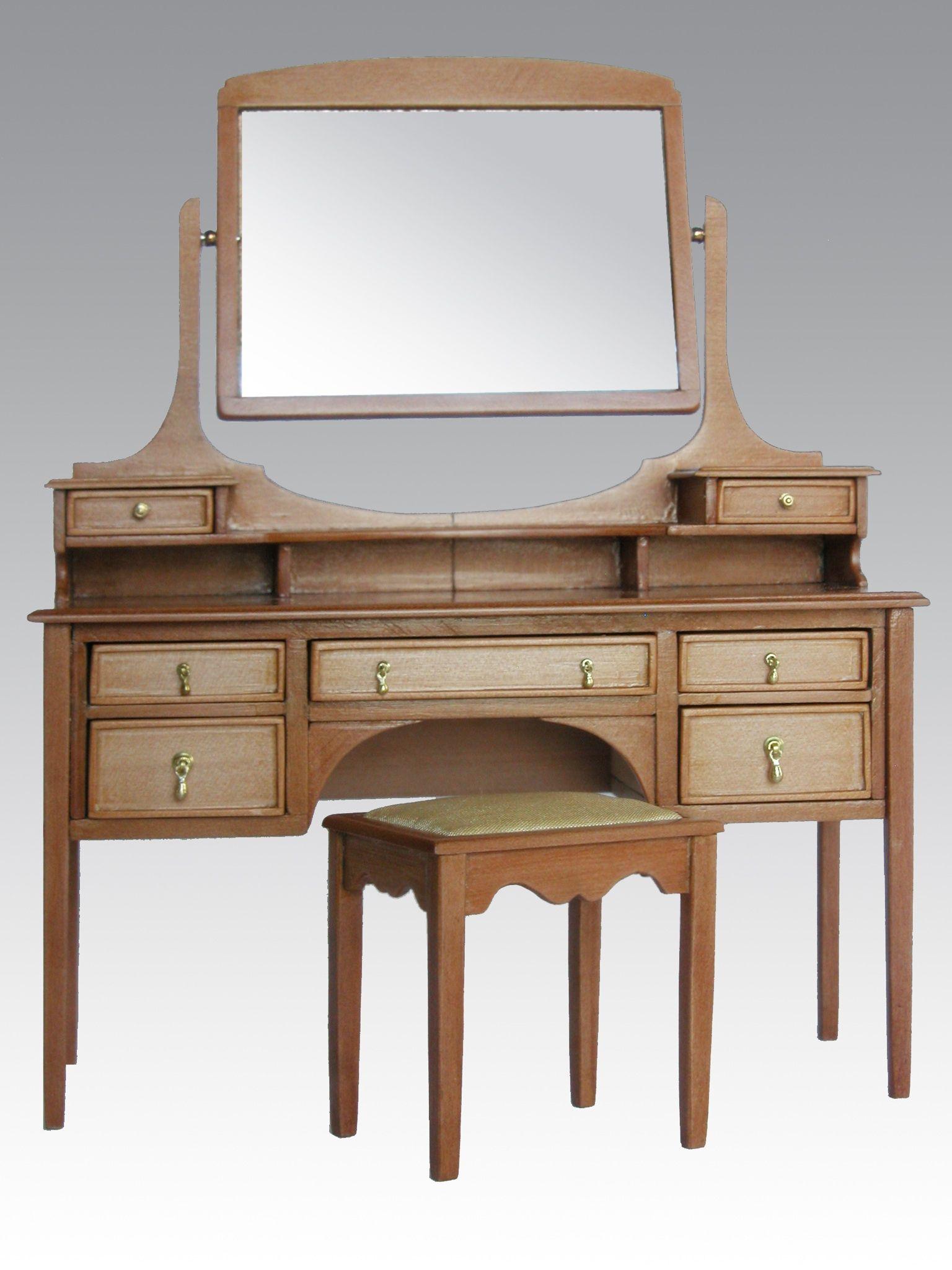 dressing table by edwardian elegance