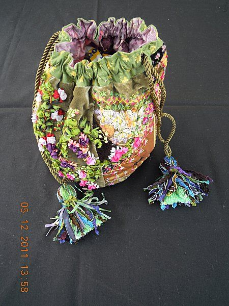 Gorgeous CQ drawstring bag