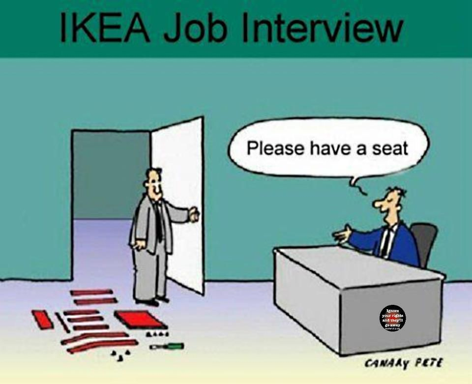 Image result for interview humor meme